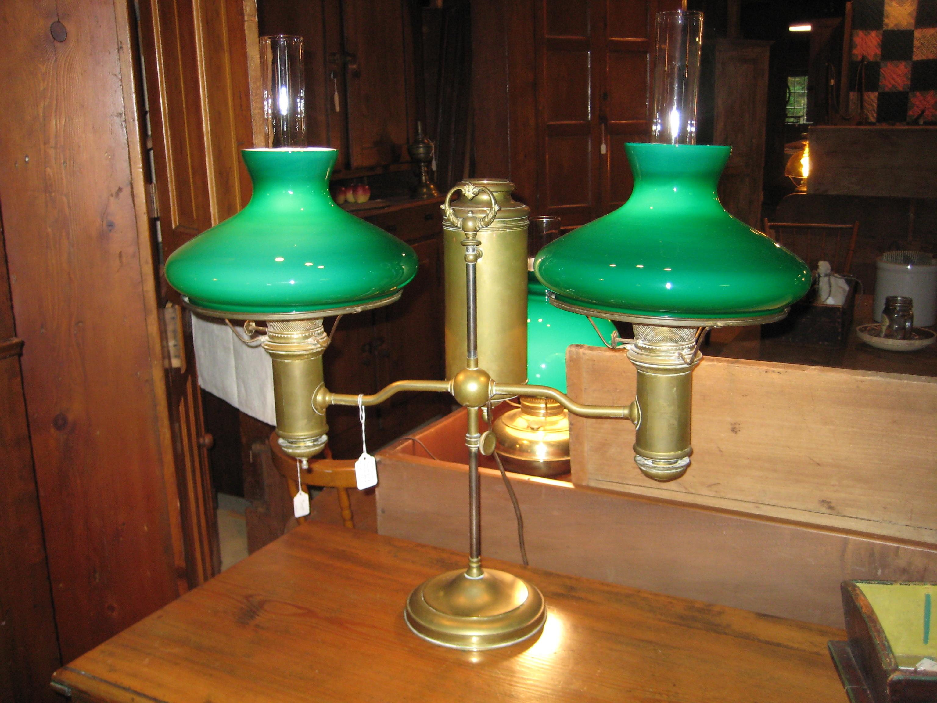 Doublestudenlamp