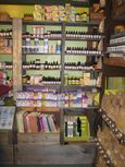 Andrew & Maia's Stocked Shelves