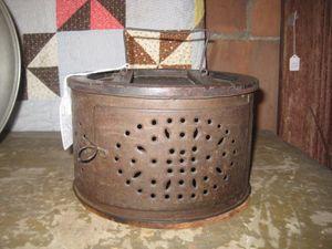 Roundfootwarmer