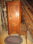19th Century Diminutive Corner Cupboard