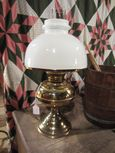 Early Converted Oil Lamp