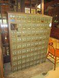 Early 81 Door Postal Sorter