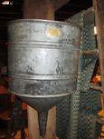 Early Ellisco Metal Oil/Gasoline Funnel