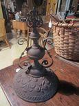 Decorative Iron Stove Finial