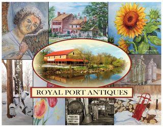 Spring Postcard Front