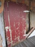 Early Painted Barn Door