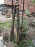 Early Cast Iron Posts