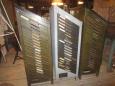 Ludlow Letterpress Type Cabinets
