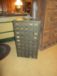 50 Drawer Industrial Cabinet