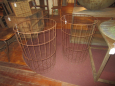 Tall Wire Baskets