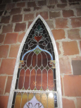 Details of Stained Glass