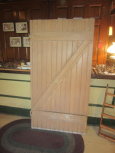 Early Board & Batten Door
