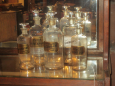 All of the Apothecary Bottles Available