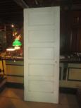 Old 5 Panel Door