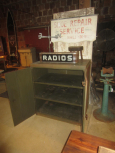 Industrial 2 Door Cabinet