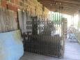 Elevator Scissor Gate