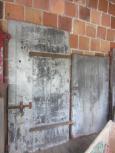 Metal Clad Doors Side by Side