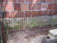 Early Decorative Iron Fence