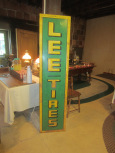 Lee Tires Advertising Sign