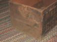 Side shot of Medlar Crate