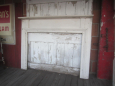 Early Painted Mantel