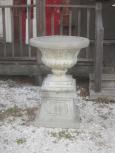 Closeup of Urn