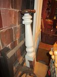 Early Newel Post