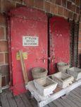 4 Fire Doors