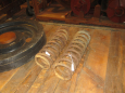 Early Vehicle Springs