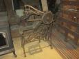 Early Bradbury/Dunlap Cast Iron Shoemakers Stitcher