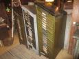 Ludlow Letterpress Type Cabinets Drawer Side