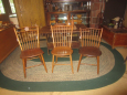 Early 19th Century Windsor Chairs