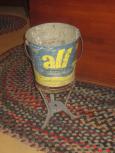 Milk Stool & All Bucket