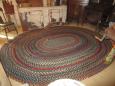 Hand Made, Hand Braided Rug Beautiful!