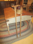 Pair of Early Crutches