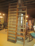 Old Hardware Store Shelf