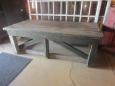 Old Primitive Work Bench