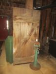 Early Barn Door