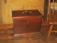 19th Century Dovetailed Document Box with Original Hardware