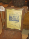 Souvenir Program from US Marines Band 1935