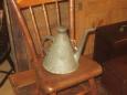 Early Tin Oil Lamp Filler/Oiler