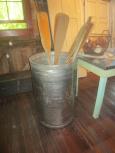 Steel Campbell Soup Barrel