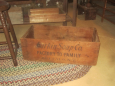 Old Larkin Soap Crate