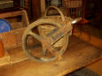 Old Pulley Wheel