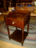 Early One Drawer Washstand