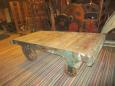 Industrial Repurposed Cart