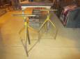 Pair of Industrial Stands