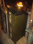 Ludlow Letterpress Type Cabinets Slant Top