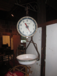 Old Toledo Hanging Scale