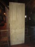 Early Paneled Door